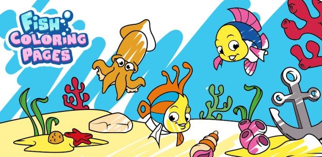 Balık Boyama Oyunları Iphone Ve Ipad Uygulamaları Ve Oyunları